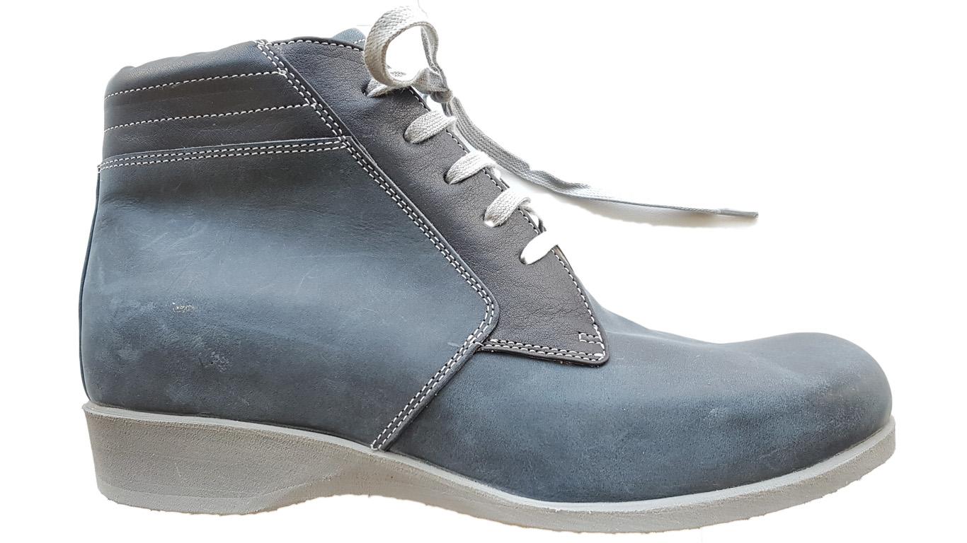 boot blauw